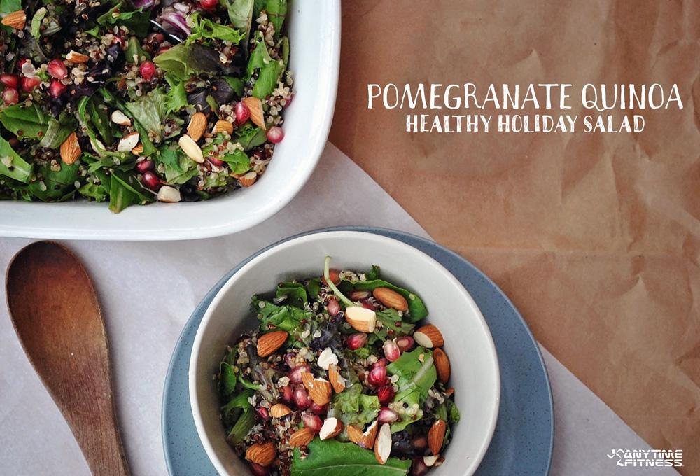 vacances-grenade Salade de quinoa