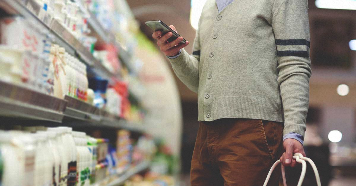 Comment faire une liste d'épicerie saine