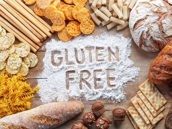 Le régime sans gluten: Guide du débutant avec plan de repas