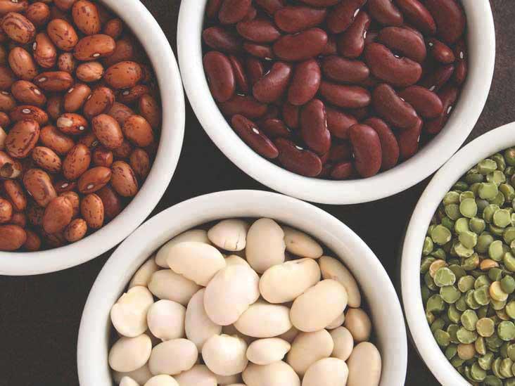 Les 9 haricots et légumineuses les plus sains que vous puissiez manger