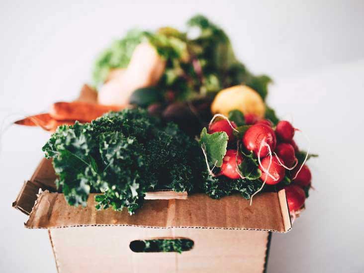 Les 10 légumes d'hiver les plus sains
