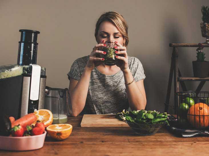 Les régimes liquides sont-ils une bonne idée pour perdre du poids?