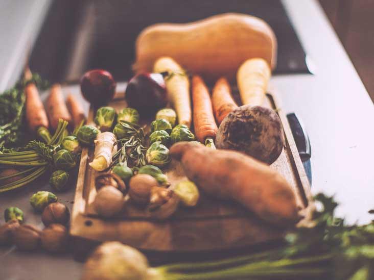 Combien de portions de légumes devriez-vous manger par jour?