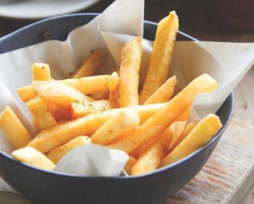 Pourquoi les aliments frits sont-ils mauvais pour vous?