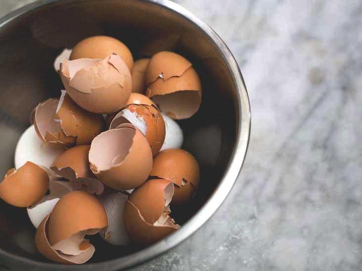 Les avantages et les risques de manger des coquilles d'œufs