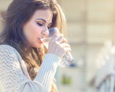 Le jeûne de l'eau: avantages et dangers