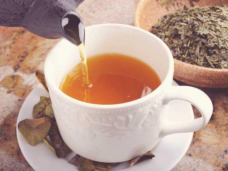 Combien de thé vert devriez-vous boire par jour?