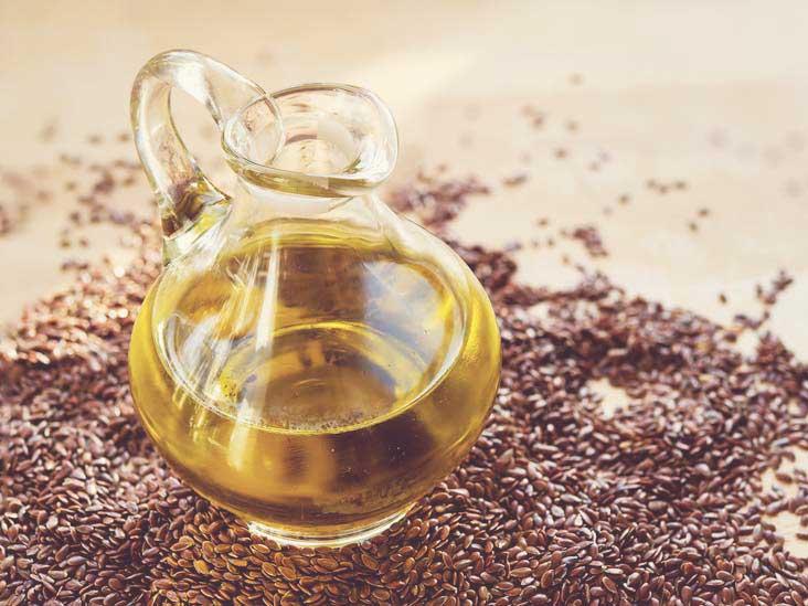 6 avantages de l'huile de lin - plus comment l'utiliser