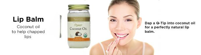 Kokos-Lippenbalsamöl
