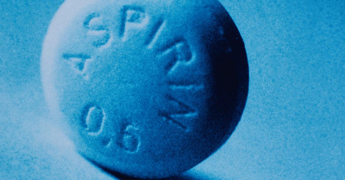 L'aspirine peut réduire votre risque de cancer du foie commun