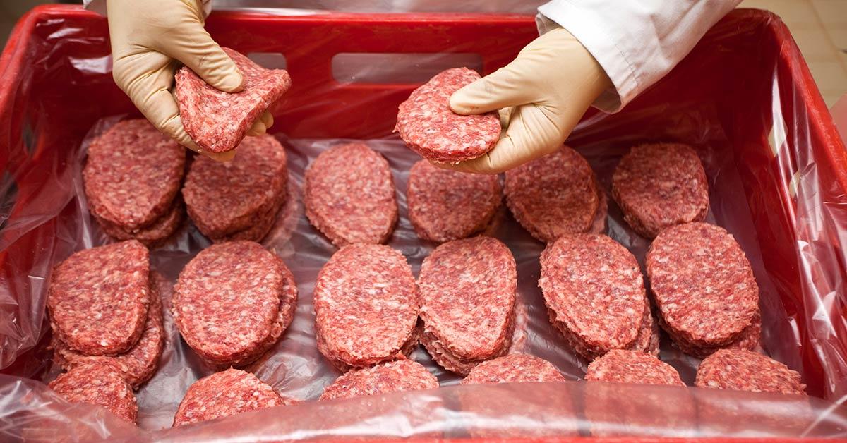 Des épidémies de salmonelles et de Listeria provoquent un rappel massif de viande