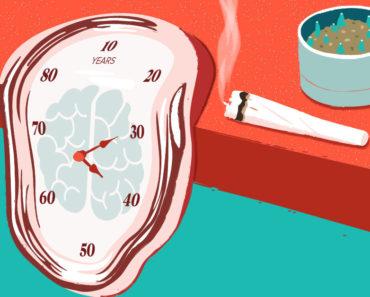Une étude controversée établit un lien entre la consommation de cannabis et le vieillissement cérébral accéléré