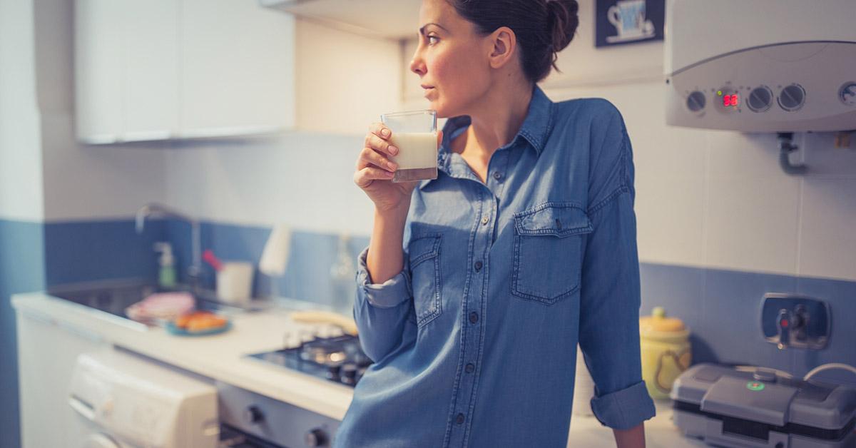 Les amateurs de produits laitiers se réjouissent: le lait et le yogourt peuvent améliorer la santé de votre cœur