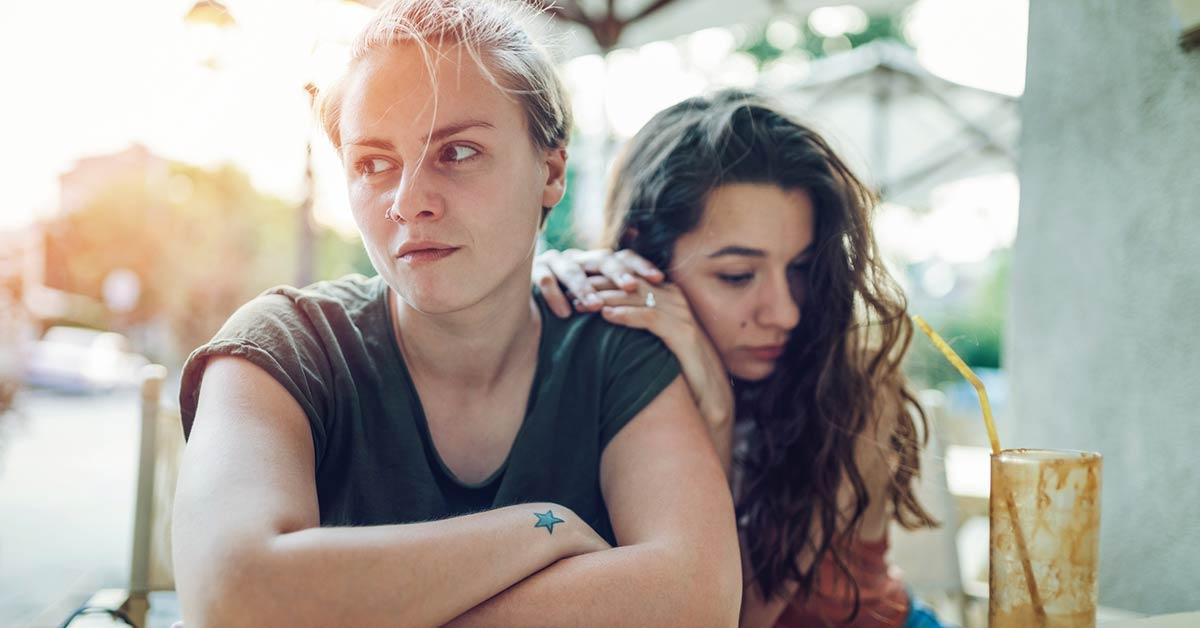 Comment des arguments laids avec votre partenaire peuvent ouvrir la porte à la maladie