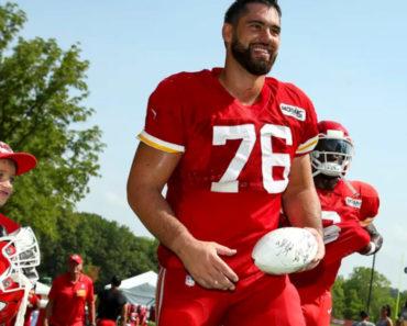 Faites connaissance avec le joueur de la NFL qui pourrait bientôt devenir votre médecin