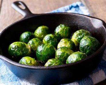 10 façons dont votre chou de Bruxelles profite à votre santé