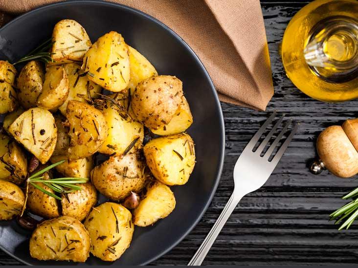 Le refroidissement de certains aliments après la cuisson augmente leur résistance à l'amidon