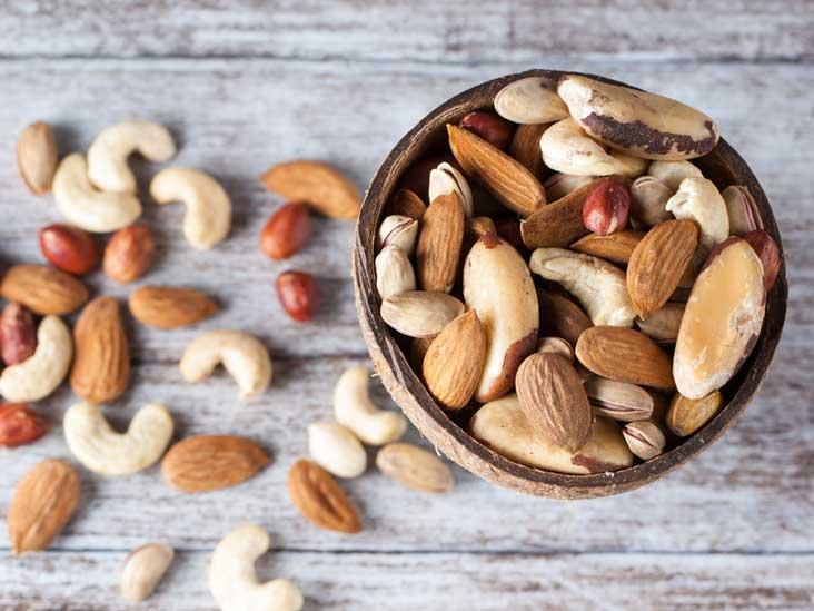 Cru vs noix grillées: lequel est en meilleure santé?
