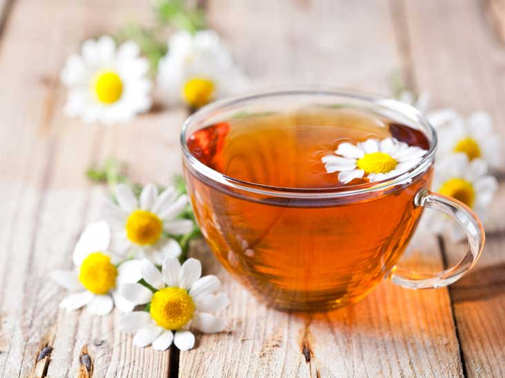 5 façons de thé de camomille bénéfiques pour votre santé