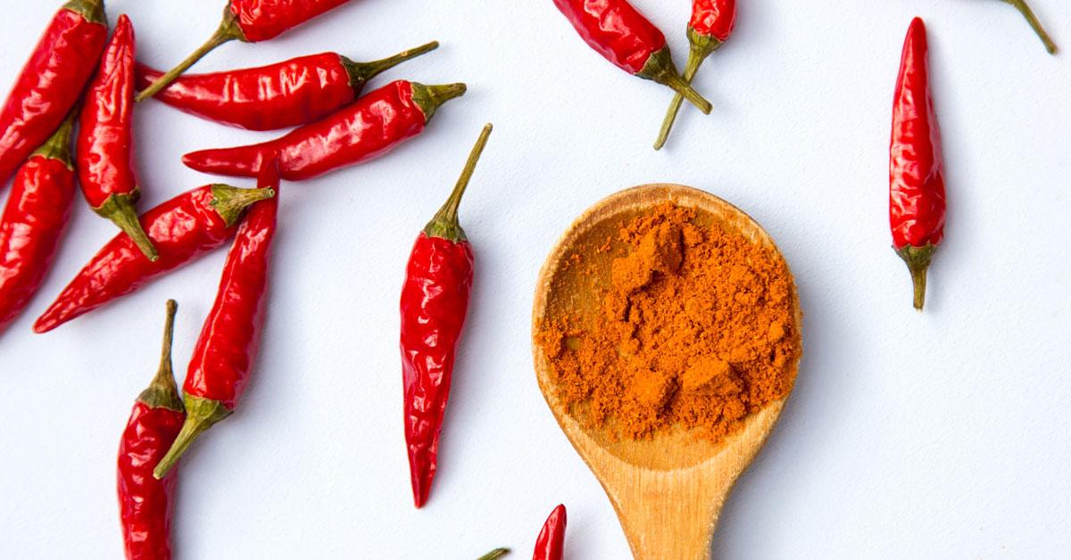 8 avantages impressionnants pour la santé du poivre de Cayenne