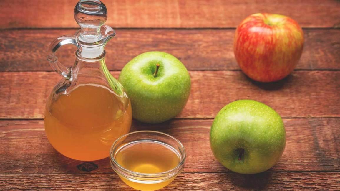 Vinaigre de cidre de pomme non filtré