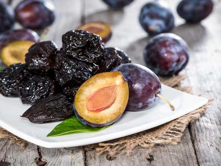 7 bienfaits des prunes et des pruneaux pour la santé