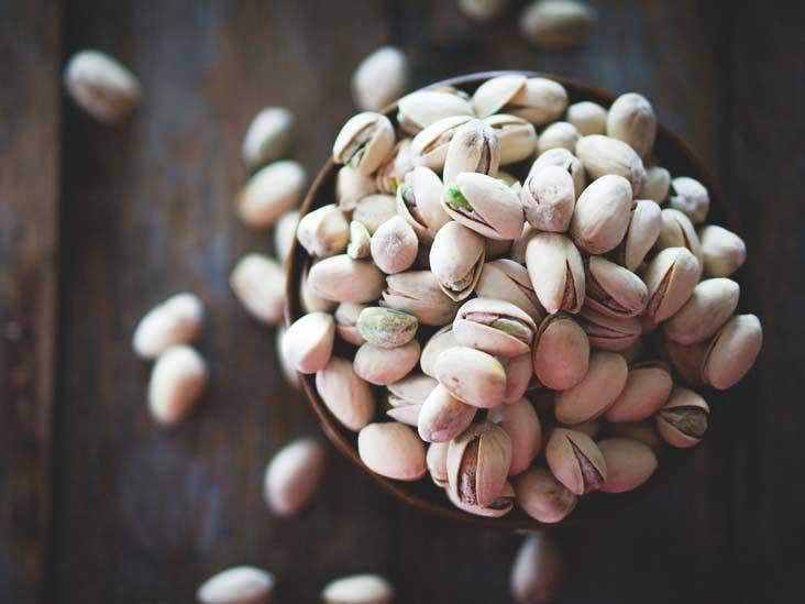 9 bienfaits des pistaches sur la santé