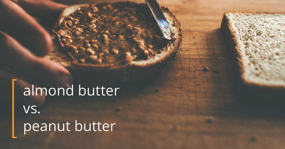 Beurre d'amande vs beurre de cacahuète: qui est en meilleure santé?