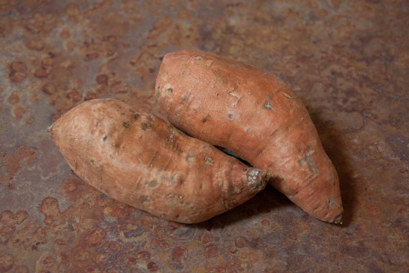 cuire des patates douces
