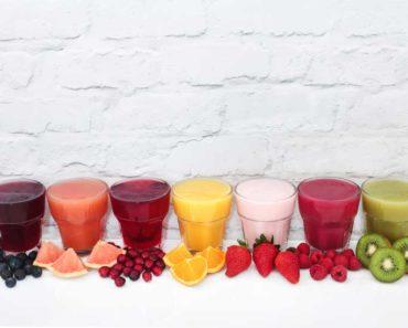 Jus de fruits est aussi malsain qu'une boisson sucrée