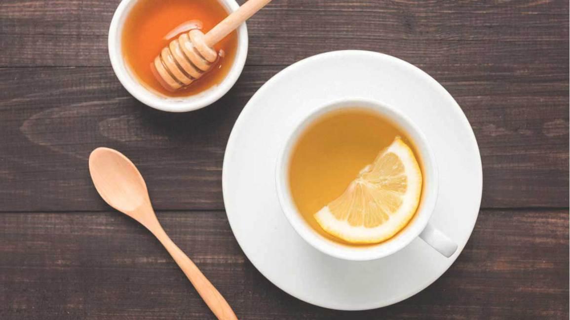 Eau de miel et de citron