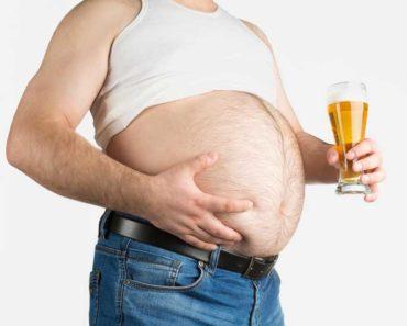 La bière peut-elle vous donner un gros ventre?