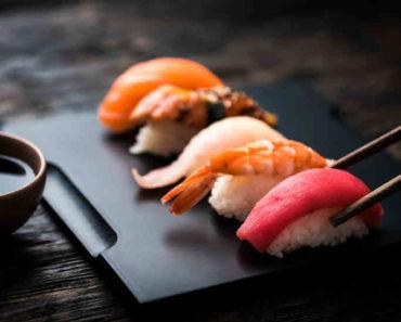 La consommation de poisson cru est-elle saine et sans danger?