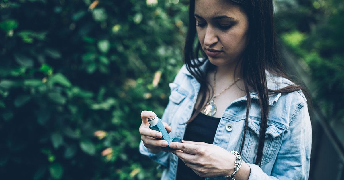 Le lien entre l'asthme et la fibrillation auriculaire