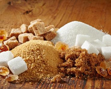 Les 56 noms les plus communs pour le sucre (certains sont difficiles)
