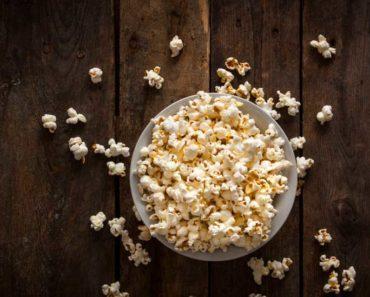 Pop-corn: valeur nutritive: une collation saine et faible en calories?