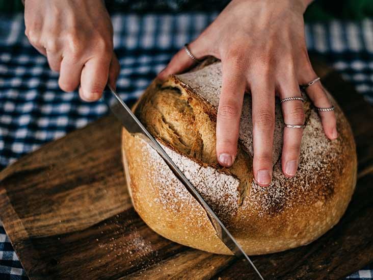 Pourquoi le pain au levain est l'un des pains les plus sains