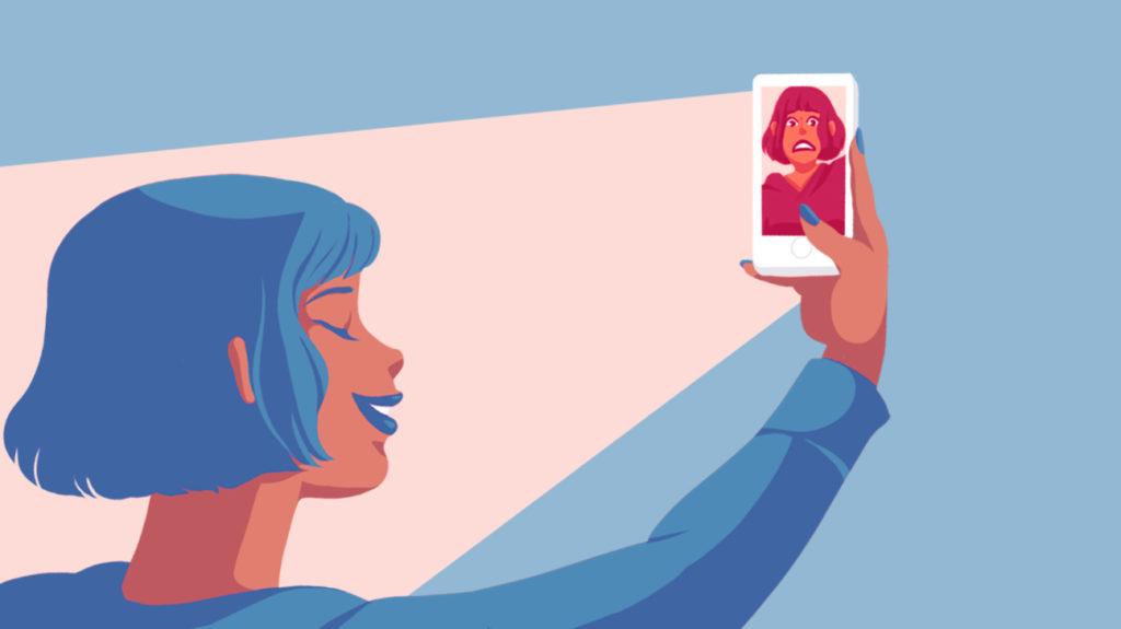 Prendre trop de selfies peut être mauvais pour la santé de votre adolescent