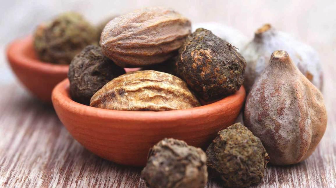 Triphala Fruits Ayurvédiques