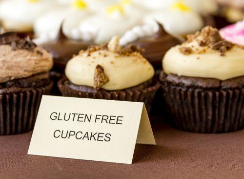 Petits gâteaux au chocolat sans gluten - perte de poids malsaine