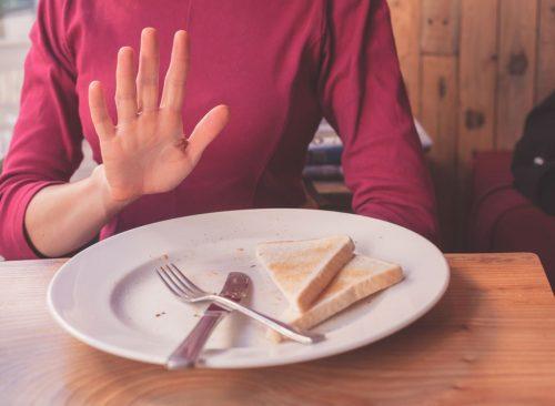 Couper les glucides - perte de poids malsaine