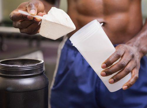 Shake protéiné - perte de poids malsaine