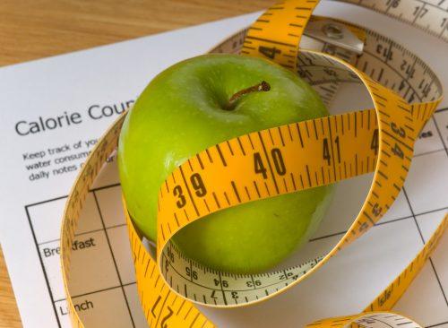Compter les calories - perte de poids malsaine