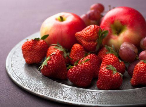 fraises - perte de poids malsaine