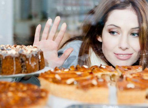 Pâtisserie - perte de poids malsaine