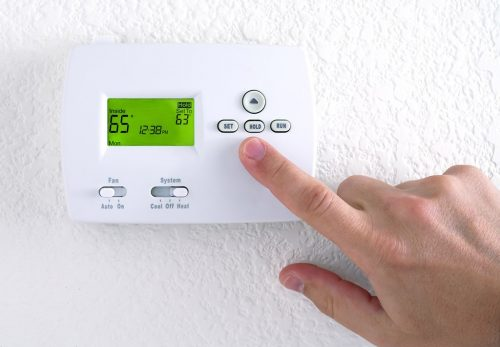 Thermostat de programmation