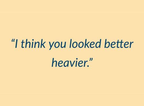 Je pense que vous avez vu mieux citation plus lourde