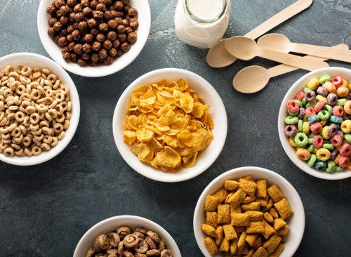 Céréales sucrées