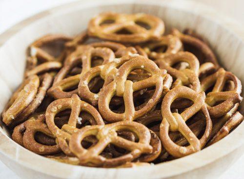 """""""pretzels"""