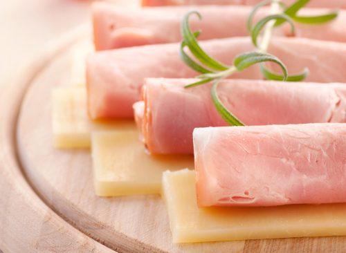 Tranches de dinde au fromage
